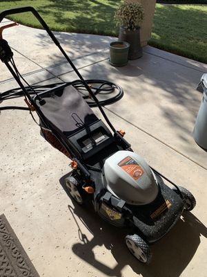 Electric lawn mower and weed eater for Sale in Gilbert, AZ