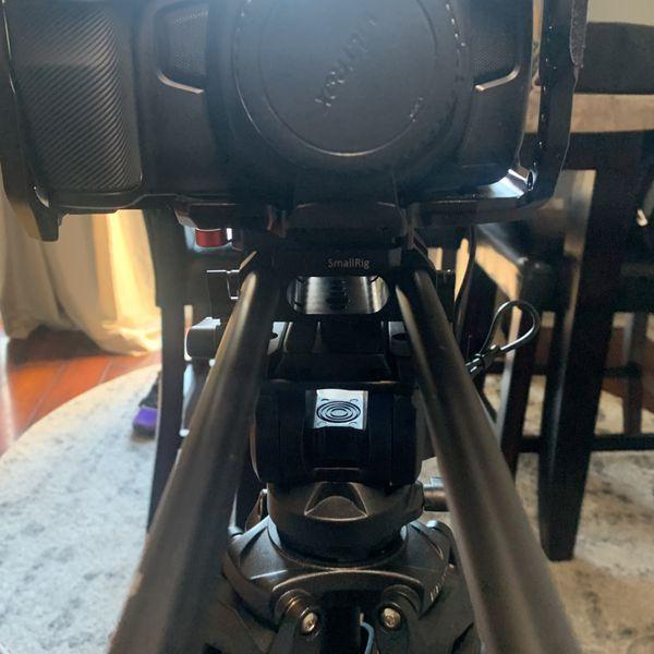 Blackmagic Pocket Cinema Camera 4K Rig