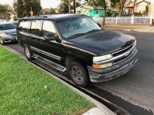 Parting out 2003 Chevy suburban cheap prices everything must go for Sale in Los Angeles, CA