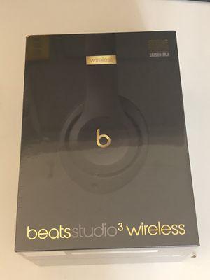 Beats Studio3 Noise Cancelling Headphones for Sale in Redmond, WA
