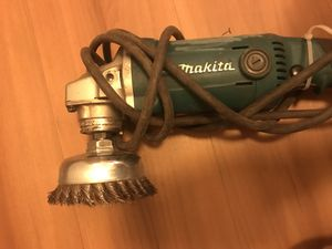 Makita right angle 6inch grinder for Sale in Boulder, MT