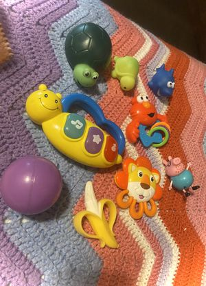 Baby toys for Sale in Boulevard, CA