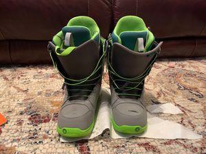 Burton Snowboard boots size 9.5 for Sale in Naperville, IL