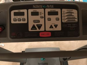 Used, Pacemaster Pro Plus Commercial Treadmill - Safety Key Included for Sale for sale  Hackettstown, NJ