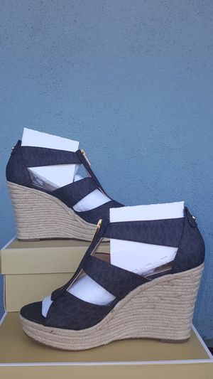 New Authentic Michael Kors Women's Wedges Size 9.5 ONLY for Sale in Montebello, CA
