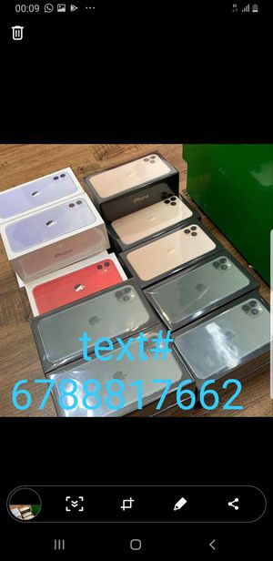 Iphone11 pro max 512gb for Sale in Temple Hills, MD