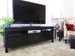 Entertainment Center w/ shelves and 3 large storage drawers for Sale in Triangle, VA