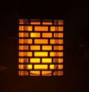 Solar Lights Outdoor Lantern for Sale in Pasadena, CA