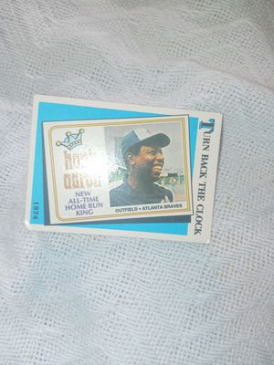 Topps baseball cards for Sale in Taylors, SC