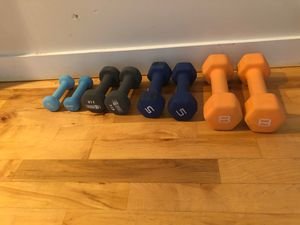 Dumbbells for Sale in Manchester, CT