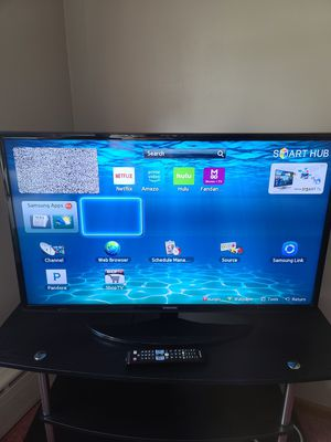 40 Inch Samsung Smart TV for Sale in Leominster, MA