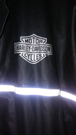 Harley Davidson Brand. Men's one piece rain suit. Size Med for Sale in Indianapolis, IN