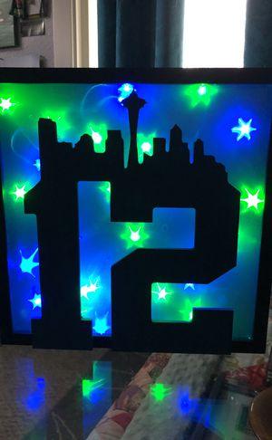 Seahawks light for Sale in Tacoma, WA