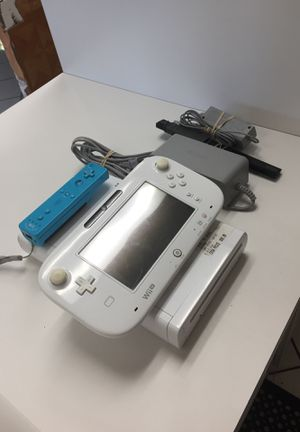 Nintendo Wii U 8GB for Sale in Lake Worth, FL