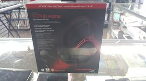HyperX Cloud Alpha Pro Gaming Headset for PC, PS4 & Xbox One, Nintendo for Sale in Baltimore, MD