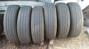 185/14 trailer tires for Sale in Pasadena, CA