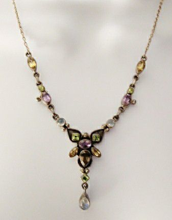 Necklace by Nicky Butler