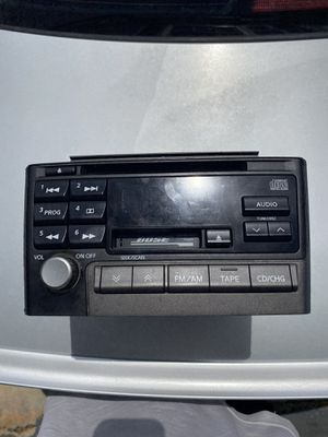 Original 2001 Nissan Maxima Bose Stereo for Sale in Lithonia, GA
