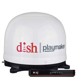 Dish Network Pay-as-go For RV or Tailgating for Sale in Santee, CA