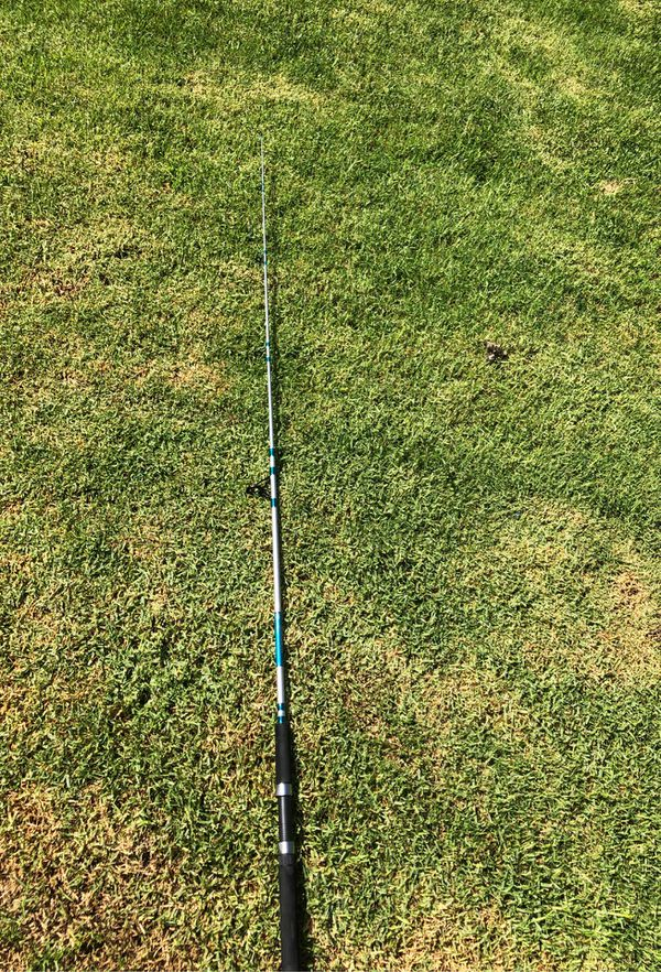 Shakespeare Catch More Fish Surf/Pier Spinning Rod and Reel