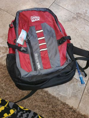 Coleman hiking backpack 38L. for Sale in Las Vegas, NV