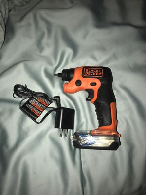 Black and Decker Mini Drill for Sale in Gahanna, OH