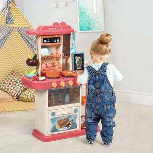 NEW Kids Kitchen Playset with Lights & Sounds for Sale in Boston, MA