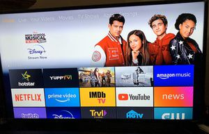 TCL 40 inch LCD Smart Roku TV for Sale in Princeton, NJ