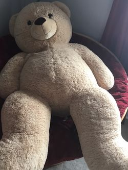 Giant life size teddy bear for Sale in Tigard,  OR