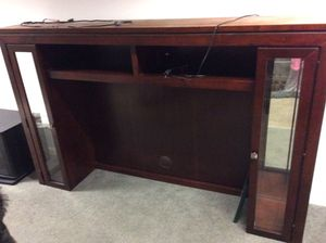 "76"" Curio Hutch Only for Sale in Doylestown, PA"