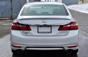 Manual Sunroof2015 Honda Accord for Sale in Baker, MT