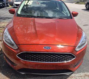 Ford Focus 2018 SE Hatchback for Sale in Miami, FL