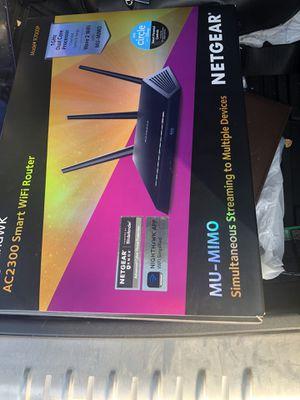 Netgear WiFi router for Sale in Plantation, FL