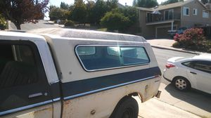 Ford Camper Shell 1975 Ford F for Sale in Antioch, CA