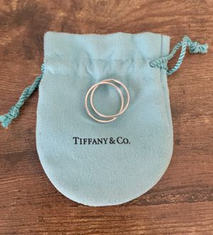 Tiffany & Co Interlocking Rings for Sale in Dallas, TX