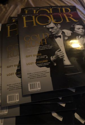 20 metropolitan Detroit monthly magazine same kind for Sale in Cincinnati, OH