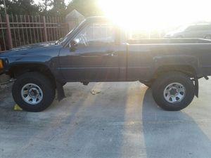 86 toyota 4×4 pickup(PLEASE READ BELOW) for Sale in San Antonio, TX