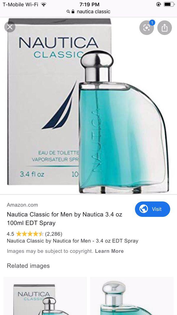 Brand new in box Nautica Classic