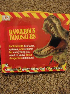 Dangerous Dinosaurs Book set for Sale in Houston, TX