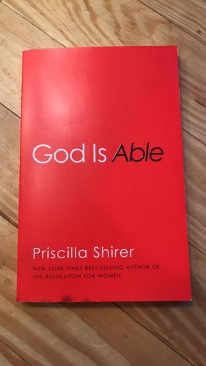 God is Able Book for Sale in Lynchburg, VA