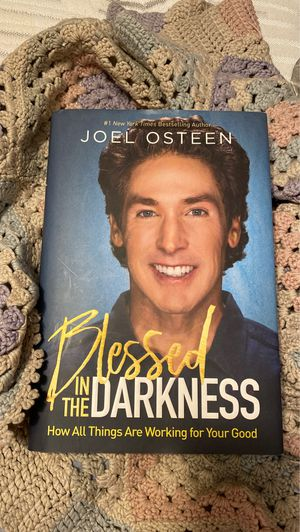 BLESSED IN THE DARKNESS BOOK for Sale in Shepherdsville, KY