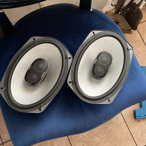 Polk Audio DB690 Speakers 6x9 3 Way for Sale in Redlands, CA