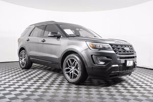 2017 Ford Explorer for Sale in Puyallup, WA