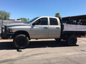 2005 Dodge Ram 2500 Cummins Turbo Diesel 4x4 6 Speed for Sale in Phoenix, AZ