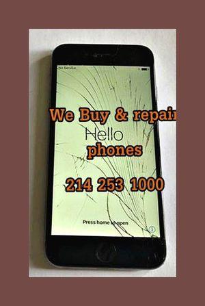 iPhone 6 plus screen for Sale in Dallas, TX