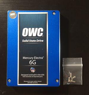 SSD Cap 120GB.Mercury Electra 6G for Sale in Ashburn, VA