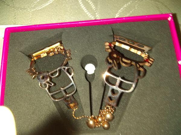 Brand new smart watch rist bracket clip on's