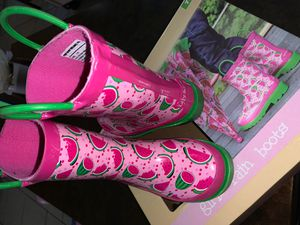 Rain boots for Sale in San Bernardino, CA
