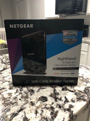 Netgear Nighthawk for Sale in Alvin, TX