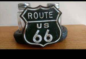 New Route 66 Salt/Pepper Shaker Set for Sale in Stow, OH